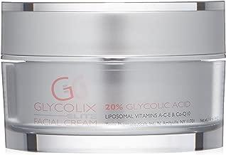 Glycolix Elite Glycolic Acid Exfoliating Facial Cream 1.6 Oz