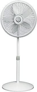 Lasko 1820 18 Inch Elegance and Performance Oscillating Standing Pedestal Fan