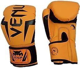 VENUM Boxing Full Finger Gloves - 12 ,Orange