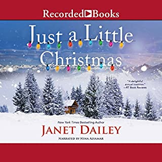 Just a Little Christmas audiobook cover art