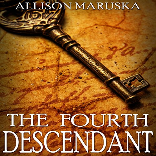 The Fourth Descendant audiobook cover art