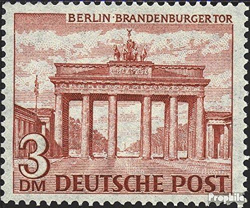 ventas en linea Prophila sellos para coleccionistas  Berlín (oeste) 59X caída caída caída marca de agua matasellado 1949 de Berlín Edificios  70% de descuento