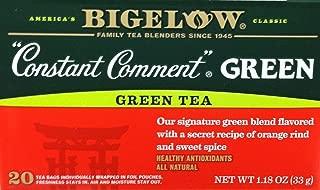 Bigelow Constant Comment Green Tea 20ct (Pack of 4)