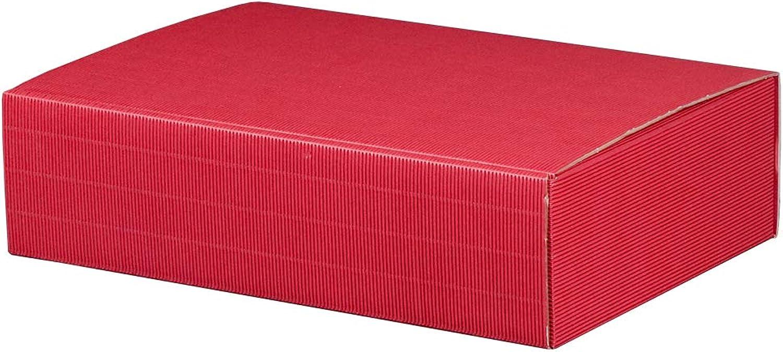 Deluxe Wellpapp-Geschenkverpackung für Flaschen 3er Bordeaux 25 Stück Stück Stück B07HQTCYZZ   Modernes Design  7b7371