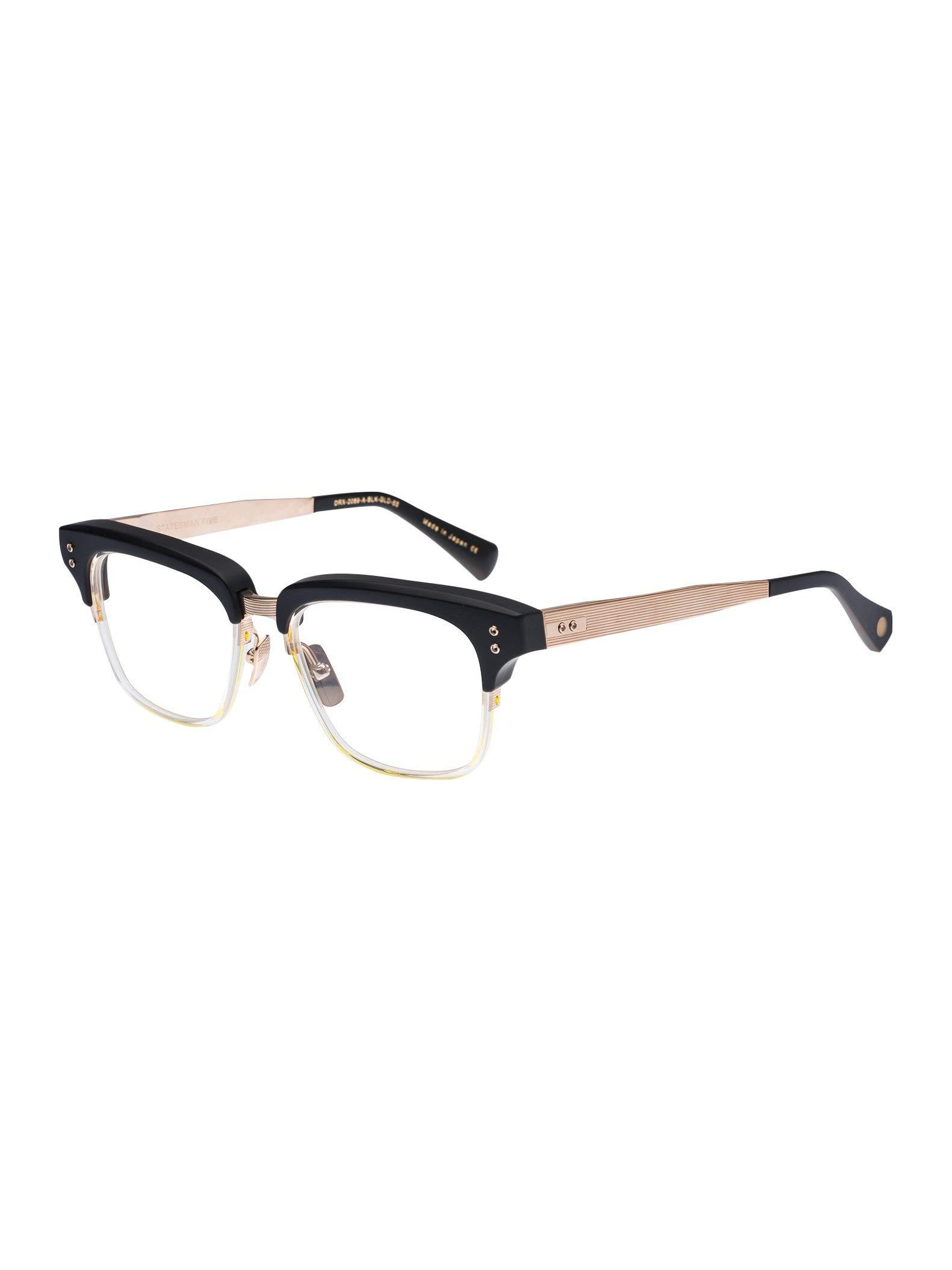 Eyeglasses Dita INTELLIGENTE DRX 2050 B-TKT-GUN Matte Tokyo Tortoise-Gun Metal