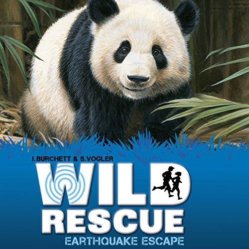 Wild Rescue: Earthquake Escape  Audiolibri