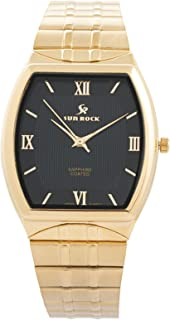 Sun Rock Wrist watch for Men - Analog Stainless Steel Band - SRG102