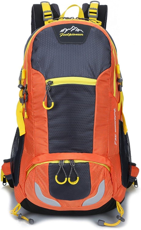 ab81a97689ece Otomoll Leichte 35L Wasserdichter Rucksack F uuml r Radfahren Radfahren  Radfahren Reiten Wandern Camping Laufen Bergsteigen Sport Schule Tasche  B077FP1F3P ...