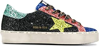 GOLDEN GOOSE Women's G34WS945F1 Multicolor Leather Sneakers