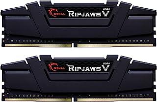 G.Skill 32GB (2x16GB) Ripjaws V DDR4 3600MHz PC4-28800 Model F4-3600C16D-32GVKC