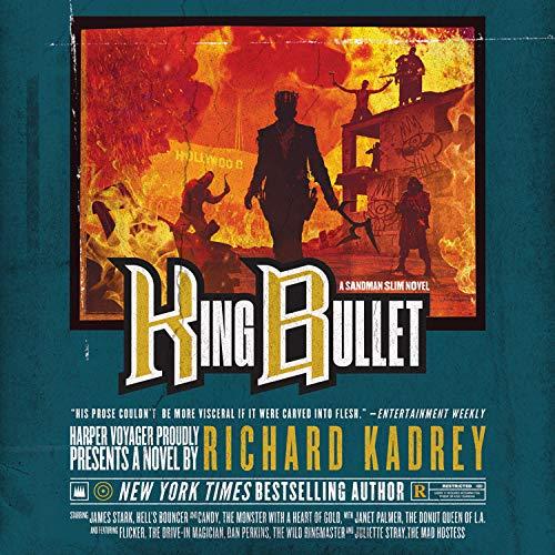 King Bullet cover art