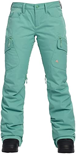 Burton - Pantalon De Ski Snow Gloria Feldspar - Femme - Bleu