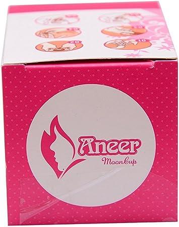 Anner - Taza menstrual reutilizable para mujer, tamaño grande ...
