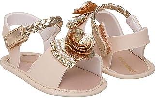 Sandalia de Menina  Feminino Pimpolho BR Bege