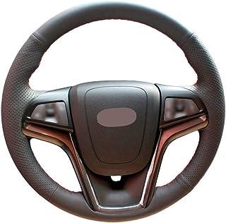 CYBHR Car decoration Auto Accessories handmade Automotive interior Car Steering Wheel Covers,for Chevrolet Malibu 2011-2014