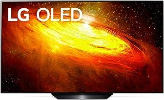 LG OLED TV 55 Inch BX Series, Cinema Screen Design 4K Cinema HDR WebOS Smart ThinQ AI Pixel Dimming