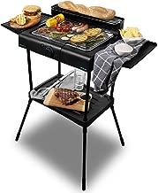 Cecotec Barbacoa eléctrica PerfectCountry BBQ con 2000 W de