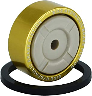 exnavi Metal Piston Hydraulic Brake Caliper Services Kits for Shimano XT M785 M8000 R805S R815S SLX M675 M7000 XTR M9020 M9000 (Blue)
