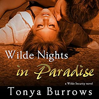 Wilde Nights in Paradise audiobook cover art
