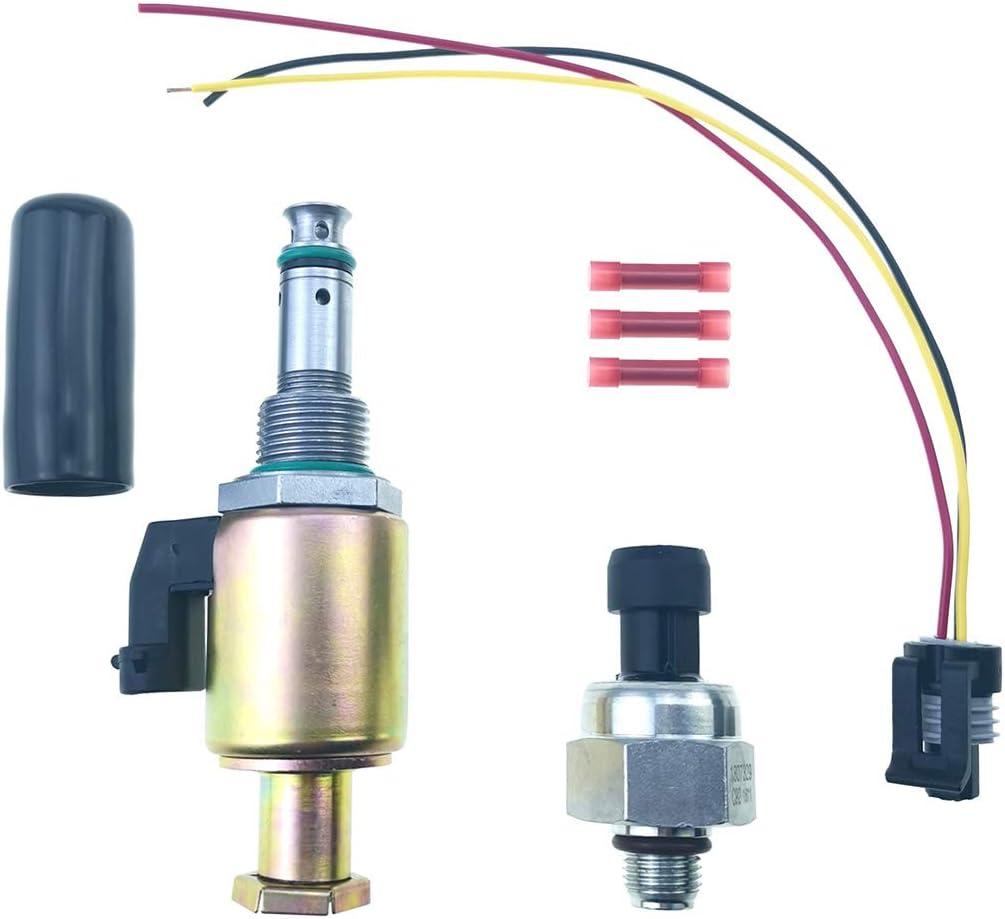Fuel Injection Long-awaited half Pressure Regulator IPR Valve Control Sensor ICP
