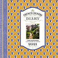 French Country Diary 2021 Engagement Calendar