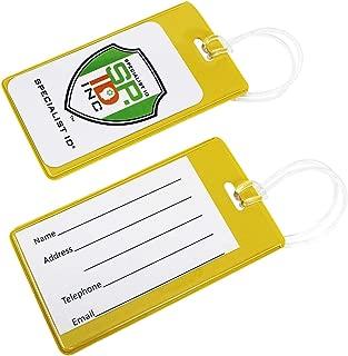 school bus id tags
