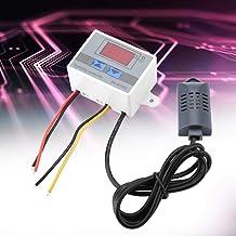 Controlador higrómetro estable de amplia aplicación, higrómetro digital confiable, aire húmedo para humidificación doméstica interior(220V)