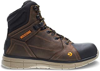 Men's Rigger WPF Composite-Toe Mid Wedge Construction Boot