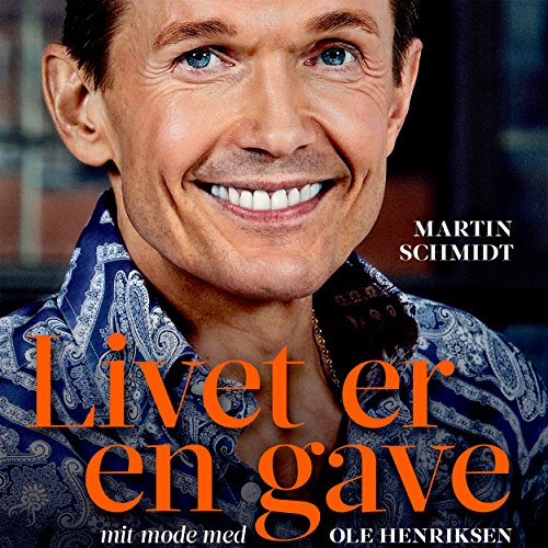 Livet er en gave audiobook cover art