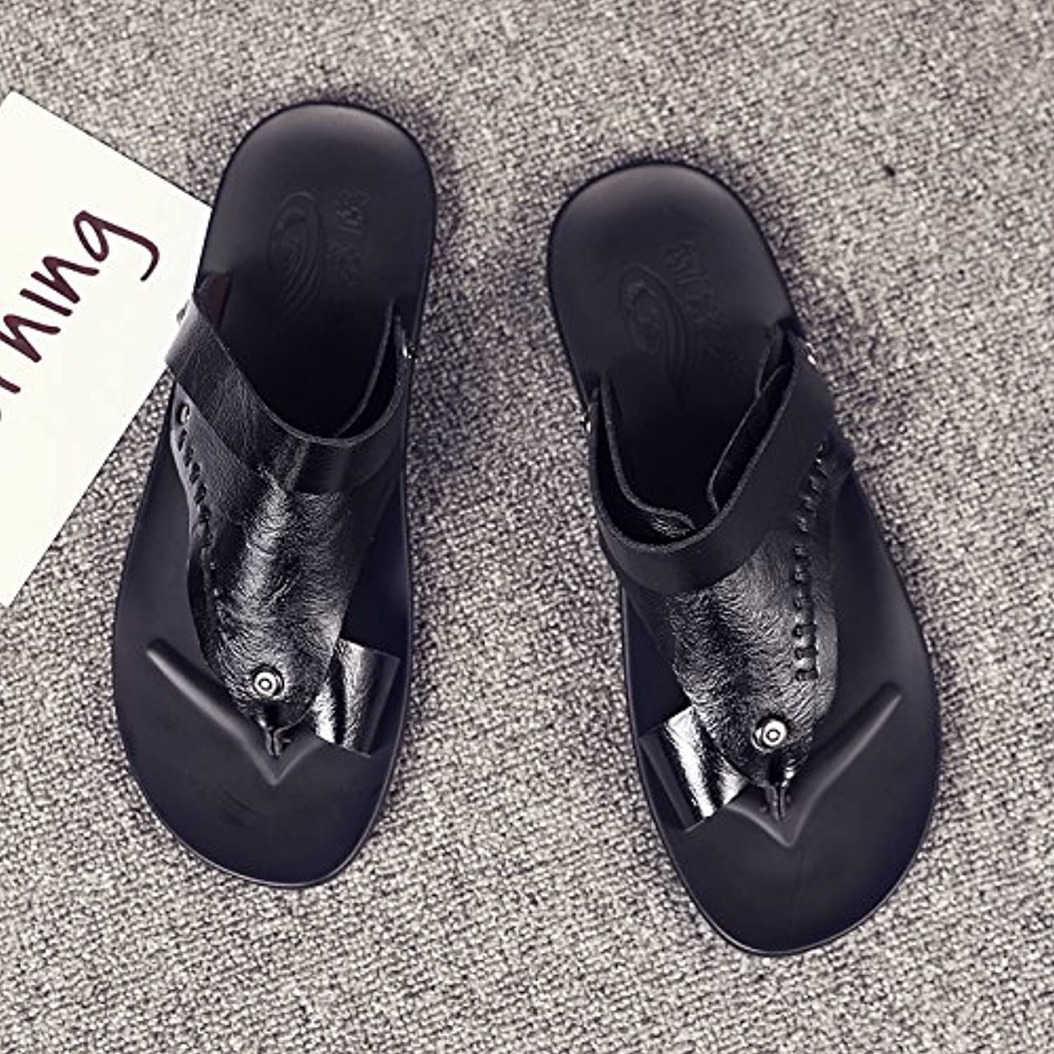 @Sandals Slippers Fashionable Wear New Casual Men Beach