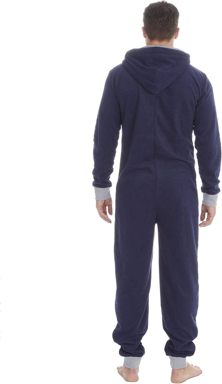 Men/'s Rolling Stones Tongue Logo Cuffed Pyjama Set