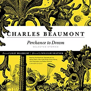 Perchance to Dream audiobook cover art