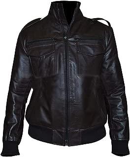 Peralta Brooklyn Nine Andy Samberg Detective Jake Leather Jacket
