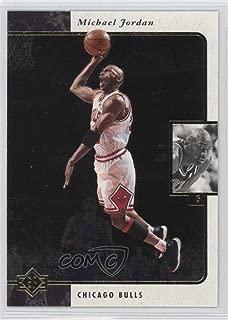 Michael Jordan (Basketball Card) 1995-96 SP - [Base] #23