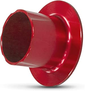 P1 PowerTip Sound Suppressor - Red 2006 Kawasaki ZX636 Ninja ZX-6R Street Motorcycle