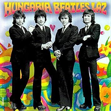 Beatles láz