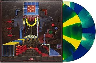 Polygondwanaland, Seeing Eye Pinwheel Vinyl