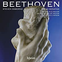 Beethoven: Piano Sonatas Opp.109, 110 & 111