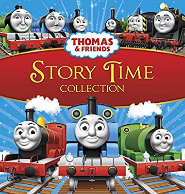 13 wonderful Thomas and Friends stories are featured in Story Time Collection