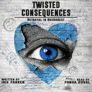 Twisted Consequences audiobook cover art