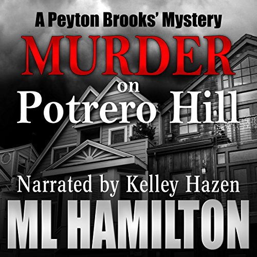 Murder on Potrero Hill audiobook cover art