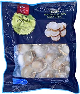 Zoneco Frozen Boiled Scallop Meat