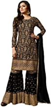 Best party wear embroidered suits Reviews
