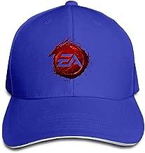 Style Sandwich Bill Cap Dragon Age Origins Logo Warrior Mage Rogue Baseball Hats