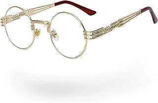 Quavo Glasses, John Lennon Glasses. Same Steampunk Glasses Seen on The Migos.