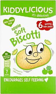 KIDDYLICIOUS Apple Soft Biscotti, 120g