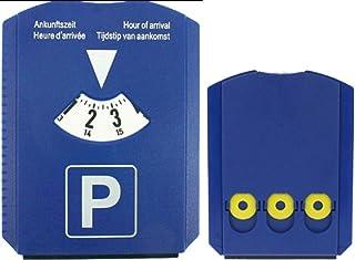 42967 Multifunctionele parkeerschijf, winkelwagenchip, ijskrabber, ruitenwisser
