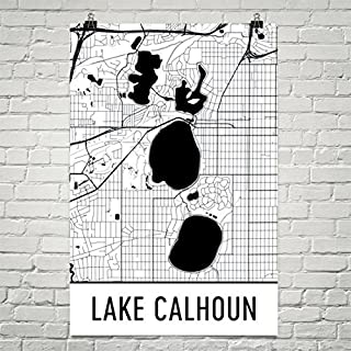 Best lake calhoun map Reviews