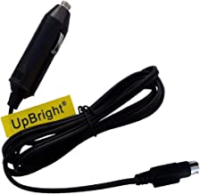 UpBright Car 12V DC Adapter Replacement for Naxa NTD-2252 NTD2252 22 NTD-19-556 NTD-1953 NTD1953 NX-556 19-inch 19 NTD-1351 NTD-1355 13.3 Widescreen Wide Screen ATSC LCD LED HDTV DVD Player Combo
