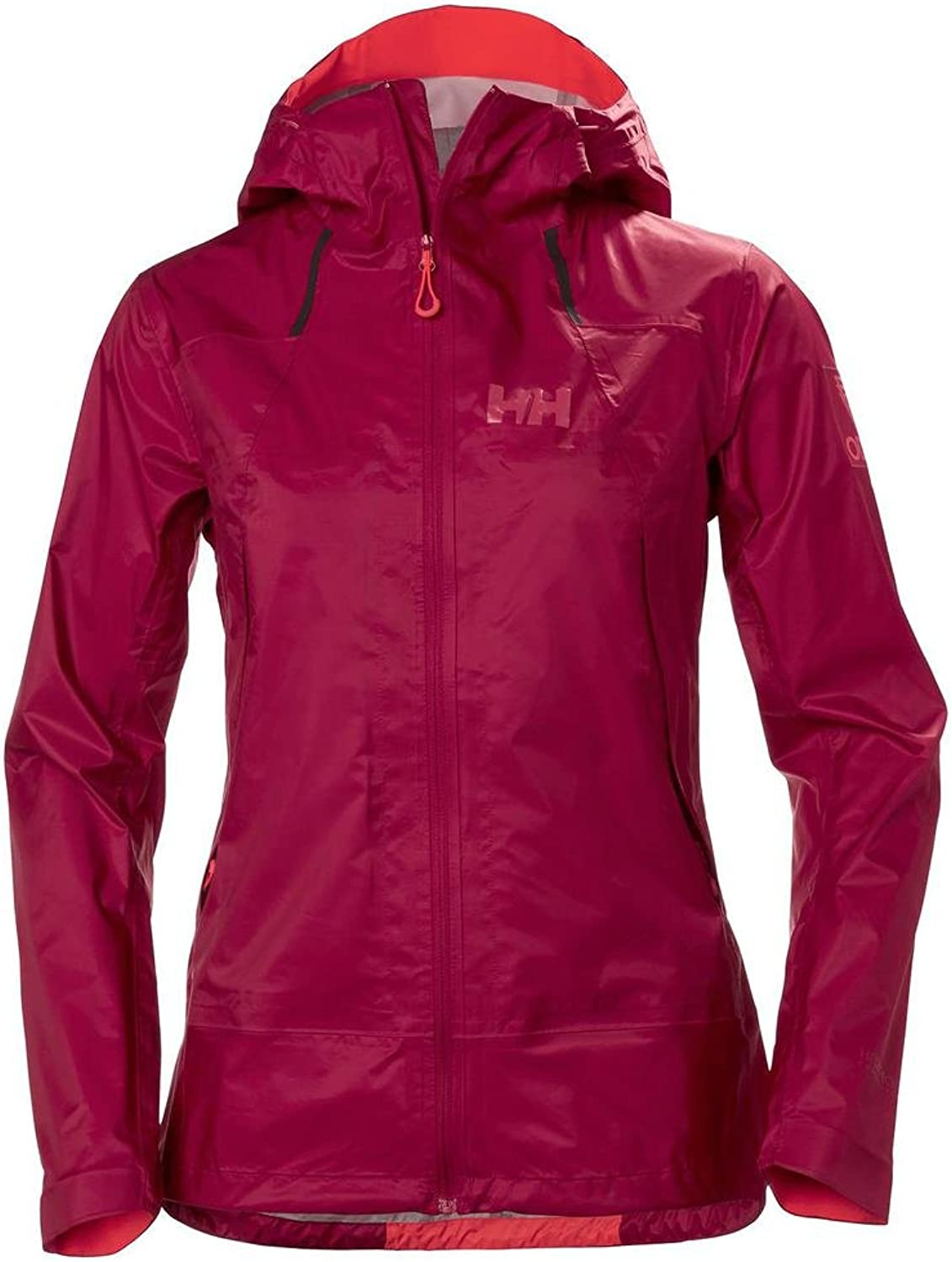 HH Womens Odin Thrudheim Jacket, Persian Red, Large